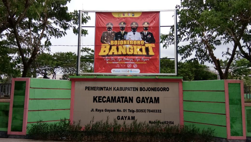 Bojonegoro Bangkit<BR>Gayam Bangkit