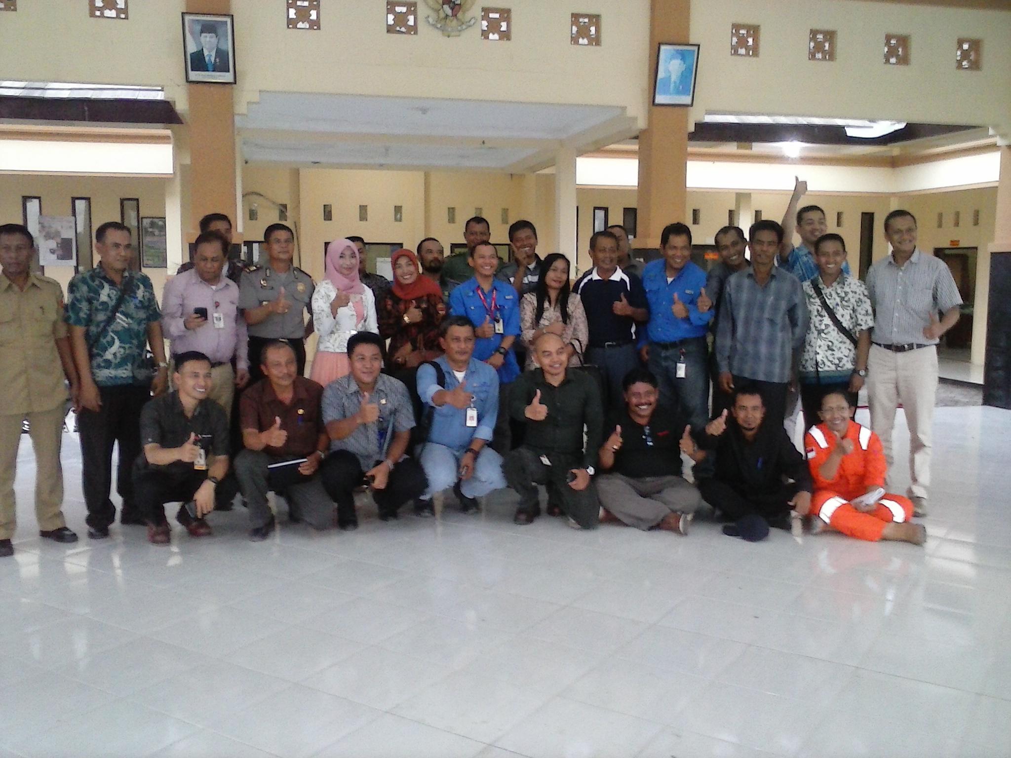 Kantor Kecamatan Gayam<BR>Mendukung Lumbung Pangan